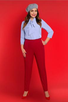 Женские красные брюки CHARUTTI